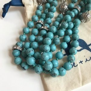 Chloe + Isabel Turquoise Convertible Necklace 💙💚